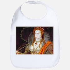 Queen Elizabeth I Bib