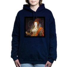 Queen Elizabeth I Hooded Sweatshirt