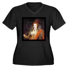 Queen Elizabeth I Plus Size T-Shirt