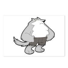 Werewolf Postcards (Package of 8)