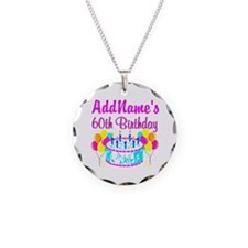 AWESOME 60TH Necklace