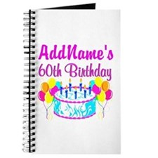 AWESOME 60TH Journal