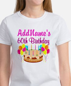 AMAZING 60TH Women's T-Shirt