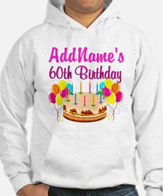 AMAZING 60TH Jumper Hoody