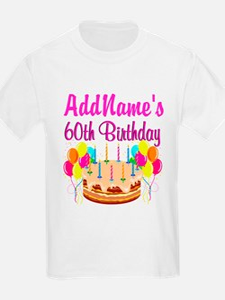 AMAZING 60TH T-Shirt