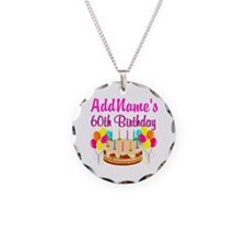 AMAZING 60TH Necklace