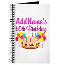 AMAZING 60TH Journal