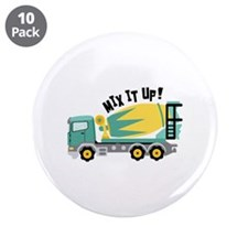 "MIX IT UP! 3.5"" Button (10 pack)"