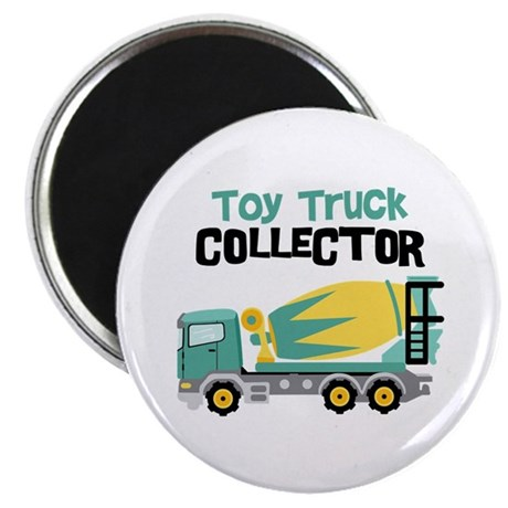 Toy Truck Collector Magnets
