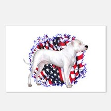 Dogo Patriot Postcards (Package of 8)