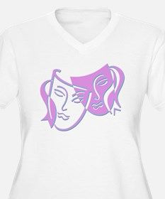 Pastel Masks T-Shirt