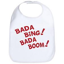 Bada Boom Bib