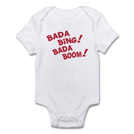 Bada Boom Infant Bodysuit