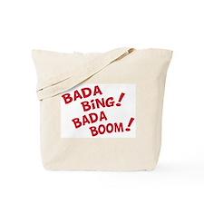 Bada Boom Tote Bag