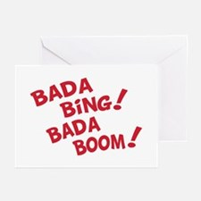 Bada Boom Greeting Cards (Pk of 10)