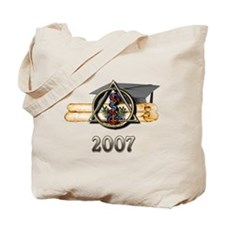 Dental Grad 2007 Tote Bag
