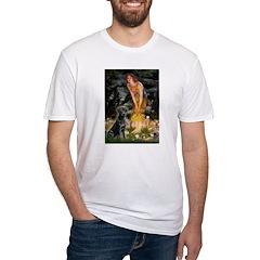 Fairies & Black Lab Shirt