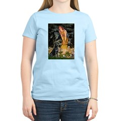 Fairies & Black Lab T-Shirt