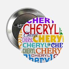 Cheryl Personalized Button