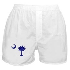 Palmetto and Crescent Boxer Shorts