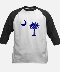 Palmetto and Crescent Kids Baseball Jersey