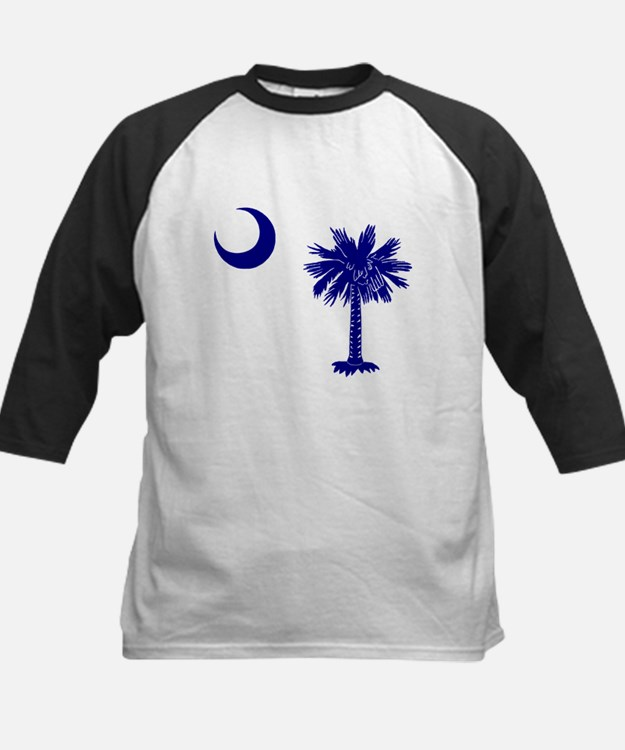 Palmetto and Crescent Tee