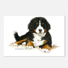 Bernese Mountain Dog Brig Postcards (Package of 8)