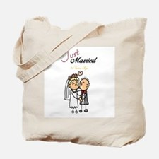 Just Married 50 years ago Tote Bag