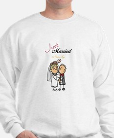 Just Married 50 years ago Jumper