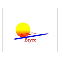 Bryce Posters