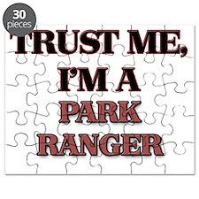 Trust Me, I'm a Park Ranger Puzzle