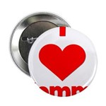 I love (heart) Mommy Button
