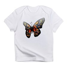 Elegant Colorful Butterfly Infant T-Shirt