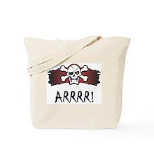 Arrrr! Pirate Tote Bag