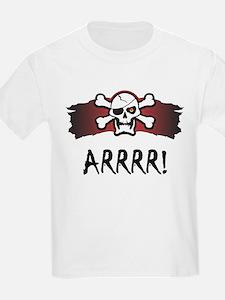 Arrrr! Pirate Kids T-Shirt