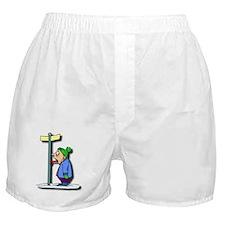 Freeze Boxer Shorts