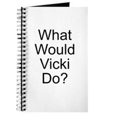 What Would Vicki Do? Journal