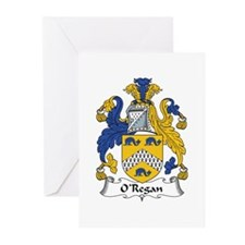 O'Regan Greeting Cards (Pk of 10)