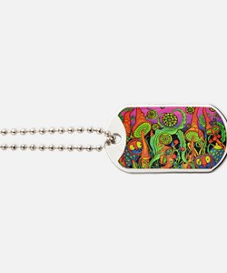 Tripper Trouble Dog Tags