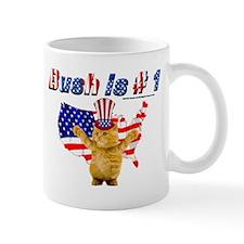 Mug   Bush is 1 Kitty