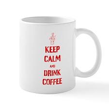 Keep Calm and Drink Coffee Mugs