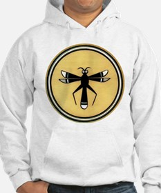 MIMBRES DRAGONFLY BOWL DESIGN Hoodie