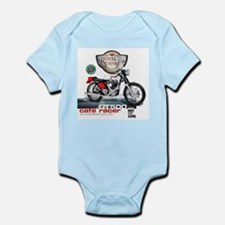 Style With Stamina Cafe Racer Infant Creeper