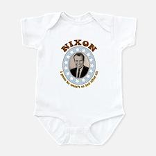 Bring Back Nixon Infant Bodysuit