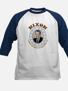 Bring Back Nixon Kids Baseball Jersey