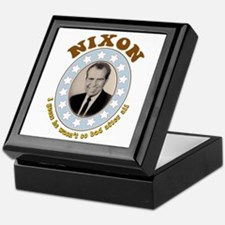 Bring Back Nixon Keepsake Box