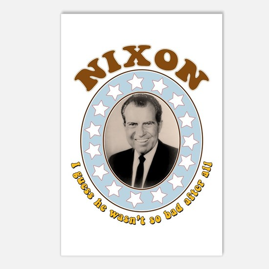 Bring Back Nixon Postcards (8 pk)