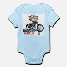 Style With Stamina 500 ES Infant Creeper