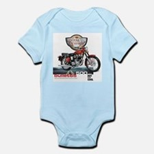 Style With Stamina Bullet 65 Infant Creeper