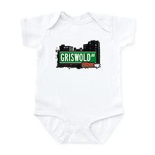 Griswold Av, Bronx, NYC Infant Bodysuit